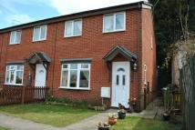 3 bed End of Terrace property in Stable Row, Whitchurch...