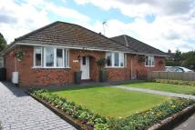 Detached Bungalow in Wrexham Road, Whitchurch