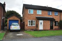 3 bedroom semi detached house for sale in Edward German Drive...