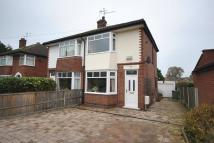 semi detached property in Newport Road, Whitchurch
