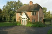 4 bed Detached home for sale in Gainsborough Road...