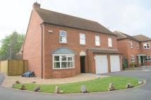 Detached house in Gilmores Lane, Newark