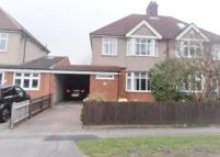 semi detached house for sale in Tennyson Avenue, Grays