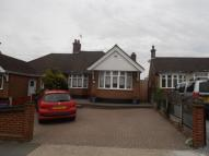 Semi-Detached Bungalow to rent in Rectory Road, Grays, RM17