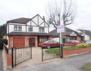 Detached property for sale in Chestnut Avenue, Grays...