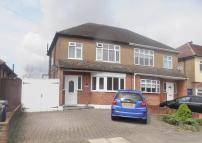 3 bed semi detached house to rent in Gordon Road, Woodside.