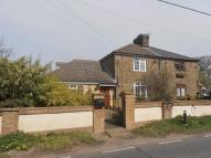 semi detached property in Orsett Road...