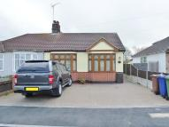 Semi-Detached Bungalow in Lawns Crescent, Grays...