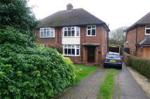 3 bed semi detached house in Ashtons Lane, Baldock...
