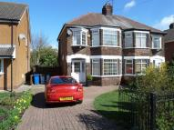 3 bed semi detached home to rent in Hull Road, Anlaby