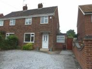 semi detached home in Plantation Drive...