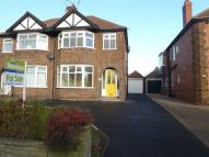 3 bed semi detached home to rent in Wilson Street, Anlaby