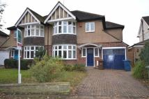4 bed semi detached house to rent in Headstone Lane, Harrow
