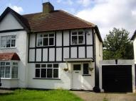 End of Terrace property to rent in West End Road, Ruislip