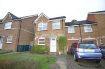 semi detached property in Colenso Drive, London...
