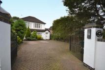 Detached property in Hendon Wood Lane, Arkley...
