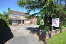 Detached property in York Road, Haxby
