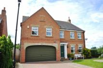 Detached home for sale in Vine Gardens, Bubwith