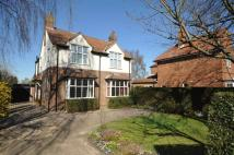 4 bedroom Detached house in Huntington Road...