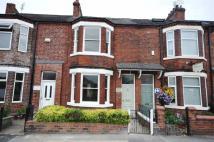 4 bed Terraced property in Bishopthorpe Road...