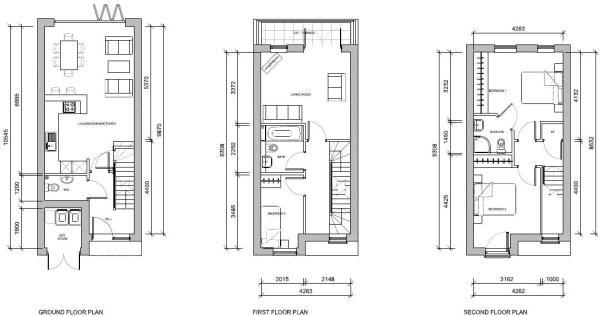 (02) 100D House Type