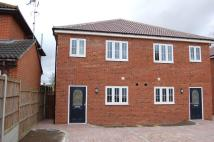 3 bed new house in Elverston Close...