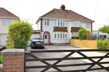 3 bed semi detached property in Bath Road, Bawdrip