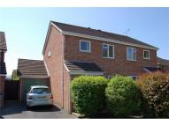 3 bed semi detached property in Hood Close, GLASTONBURY