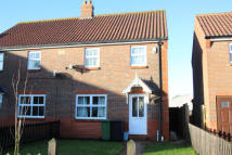 semi detached house in Hall Close Heacham