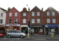 Studio flat in East Street, Epsom