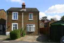 semi detached home in Lower Court Road, Epsom