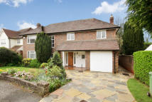 Detached home to rent in Links Road, Epsom