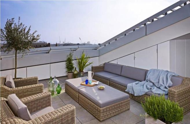 Roof Terrace Day