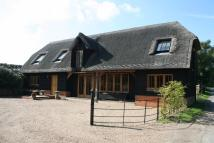 3 bed Barn Conversion in The Hayloft, CT3