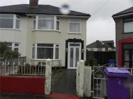 3 bed semi detached property in Wensley Road, Liverpool...