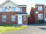 semi detached property in Ruby Close, Litherland...