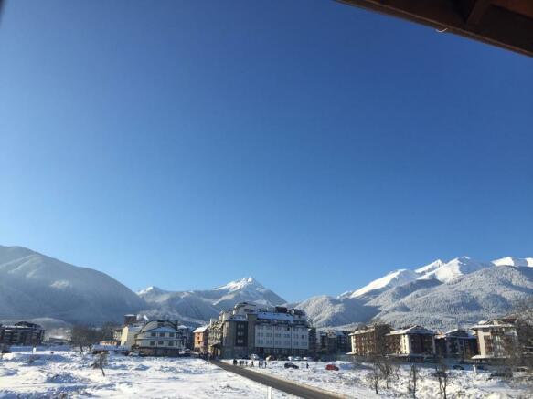 WinterPirin Montains