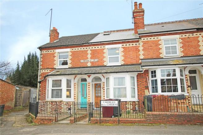3 Bedroom End Of Terrace House For Sale In Cardigan