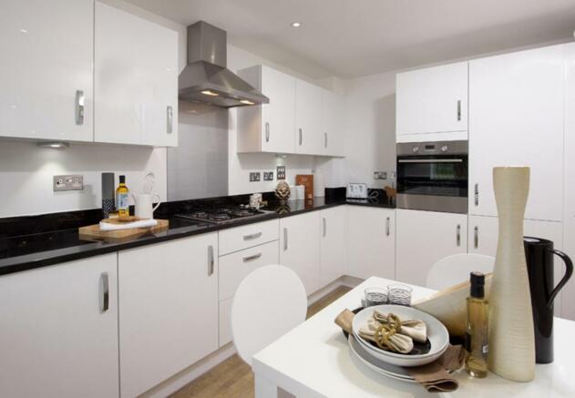 Oakham kitchen