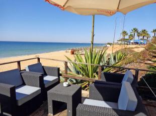 Ancao beach bar