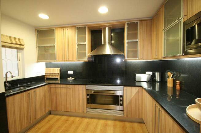 State of art kitchen