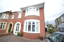 4 bed semi detached property in Pencisely Avenue...