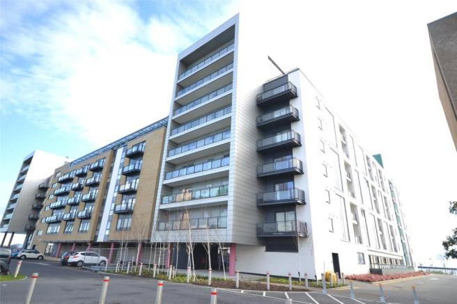 2 bedroom apartment for sale in Davaar House, Cardiff Bay, Cardiff ...