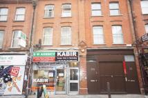 Fashion Street Studio apartment to rent