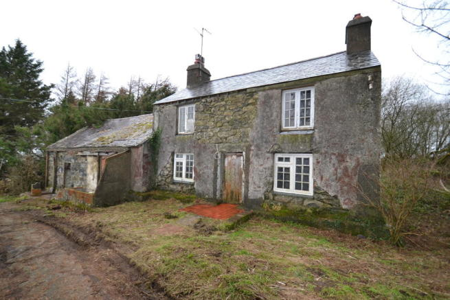 2 bedroom farm house for sale in clogwyn melyn penygroes north wales ll54