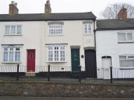 Terraced house in London Road, Oadby...