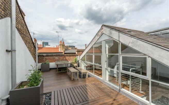 Garden/Terrace