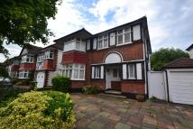 4 bedroom Detached property to rent in Audley Road, London, W5