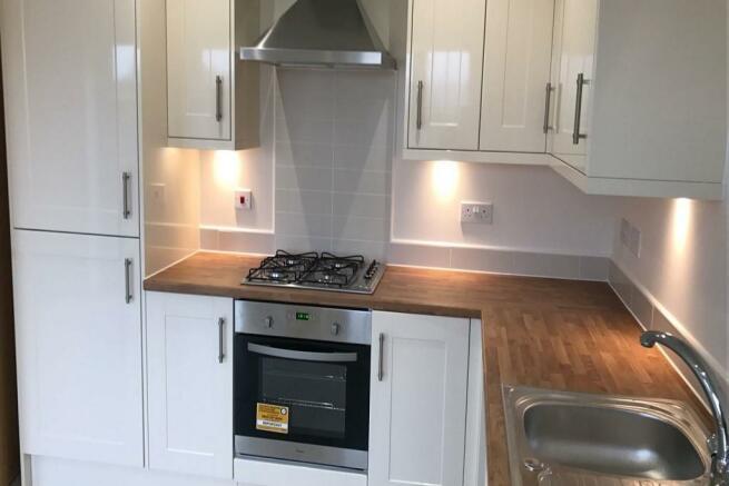 Plot 42 Kitchen