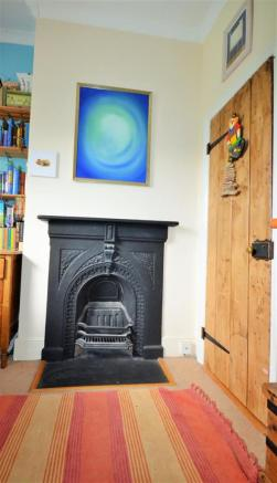 Fireplace Bedroom Tw